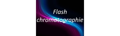 Flash Chromatographie