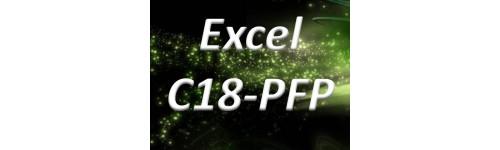Phase Excel C18-PFP