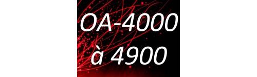 Phase OA-4000 à 4900