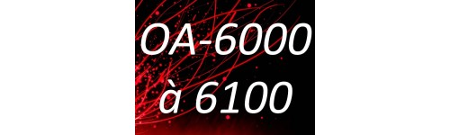 Phase OA-6000 à 6100