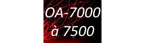 Phase OA-7000 à 7500
