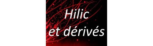 Phase Hilic et dérivés