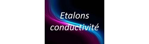 Etalons de conductivité