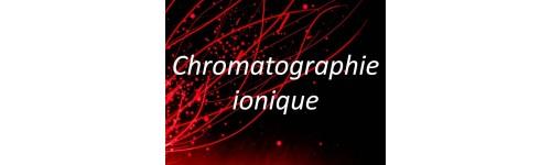 Chromatographie ionique