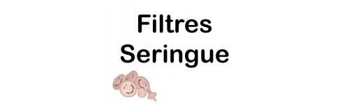 Filtres seringue