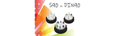 Pour col S90 ou DIN90