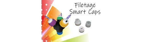Adaptateurs de filetage Smart Caps