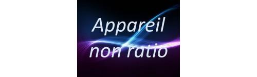 Appareil non ratio