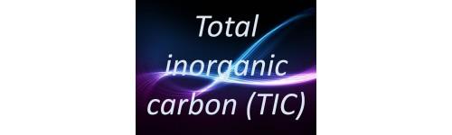 Total inorganic carbon (TIC)