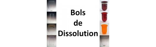 Bols de dissolution