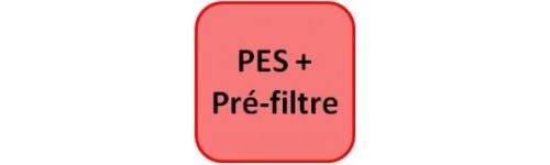 PES + Pré-filtre