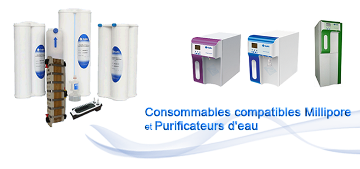 Purificateurs d'eau