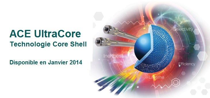Technologie CoreShell par ACE